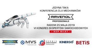 Specjalistyczna konferencja Ravenol już niebawem