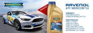 Nowy olej Ravenol do automatycznej skrzyni