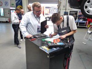 Międzynarodowy finał konkursu Young Car Mechanic 2019 – relacja