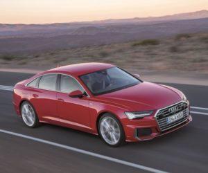 Bosch na pokładzie: Audi A6