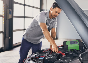 Wymiana akumulatora w samochodach z systemem Start/Stop