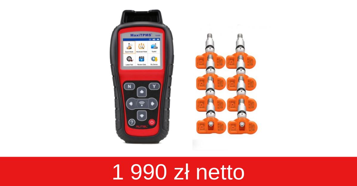 Promocyjna cena testera TPMS Autel w TIP-TOPOL