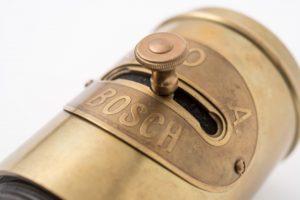 Bosch prezentuje historię kluczyka samochodowego
