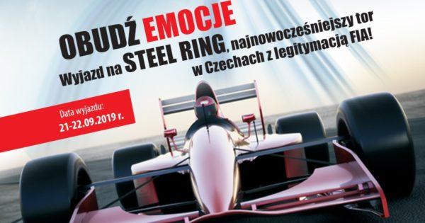 Nowa promocja w Auto Partner SA – wyjazd na tor Steel Ring