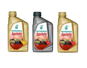 Oleje do motocykli Petronas Sprinta