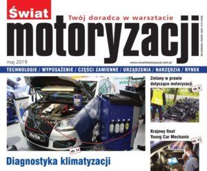 Świat Motoryzacji 5/2019