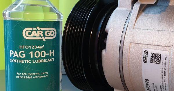 Olej PAG za 1 zł do dowolnego kompresora w HC-CARGO