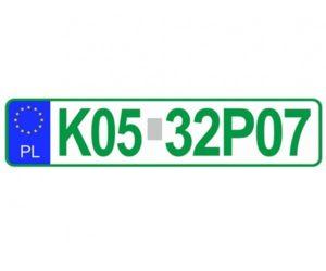 Profesjonalna rejestracja pojazdów – dla kogo będzie dostępna?
