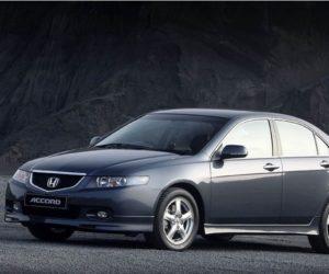 Wymiana piasty koła tylnego w Honda Accord CL