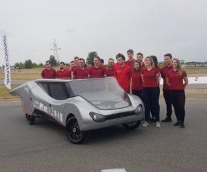Mamy nowy samochód solarny – premiera Eagle Two