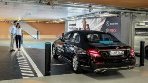 Bosch i Daimler otwierają całkowicie zautomatyzowany parking
