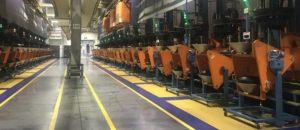 Bridgestone zainwestuje w inteligentne fabryki