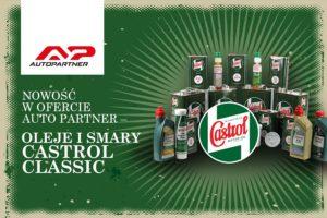Oleje i smary Castrol Classic w ofercie Auto Partner