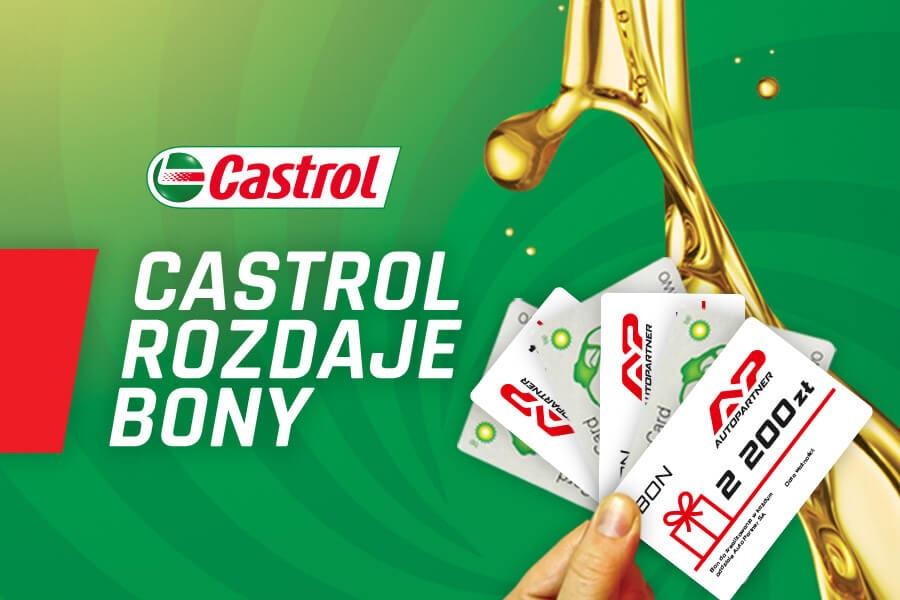 Nowa Promocja w Auto Partner SA – Castrol