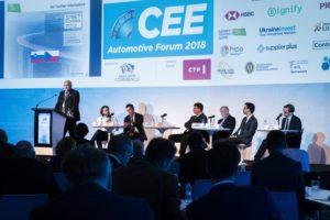 Szósta edycja CEE Automotive Forum przenosi się do Budapesztu