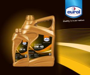 Badanie jakości oleju EUROL FLUENCE 5W-40