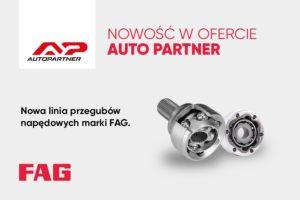 Nowa linia przegubów w ofercie Auto Partner SA