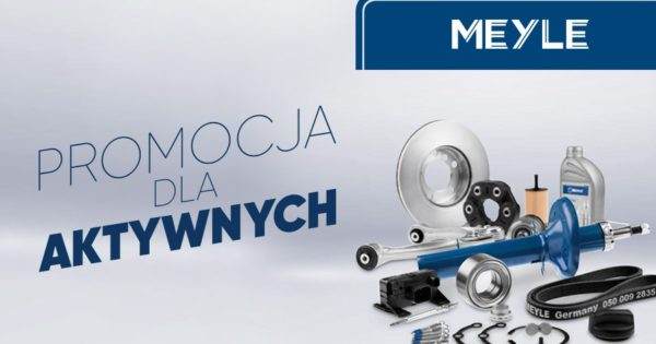 Nowa promocja MEYLE dla aktywnych w Auto Partner