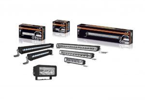 Nowe światła robocze i drogowe OSRAM LEDriving