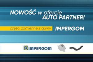 Produkty marki Impergom w ofercie Auto Partner