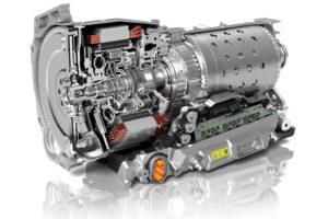 ZF: nowa generacja 8-biegowej skrzyni biegów dla napędów hybrydowych