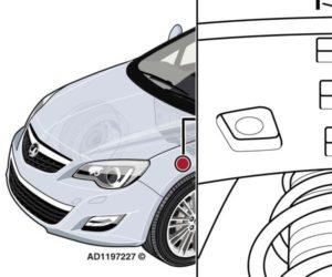 Opel Astra: odgłos grzechotu przy prędkości powyżej 80 km/h