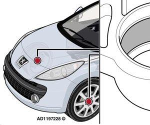 Peugeot 207 – stukanie przy ruszaniu