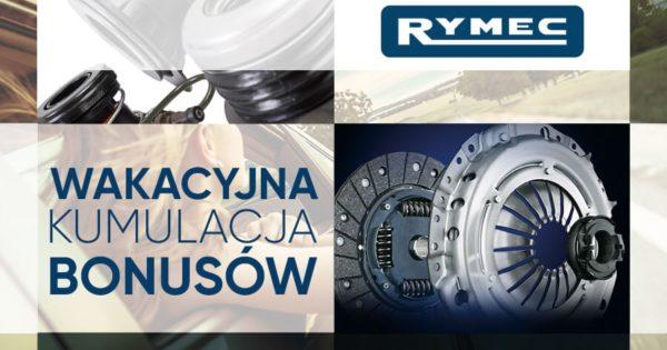Promocja na produkty RYMEC w Auto Partner