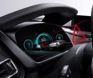 Bosch wprowadza samochodowe wyświetlacze 3D