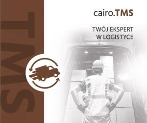 cairo.TMS – zarządzanie dostawą towarów