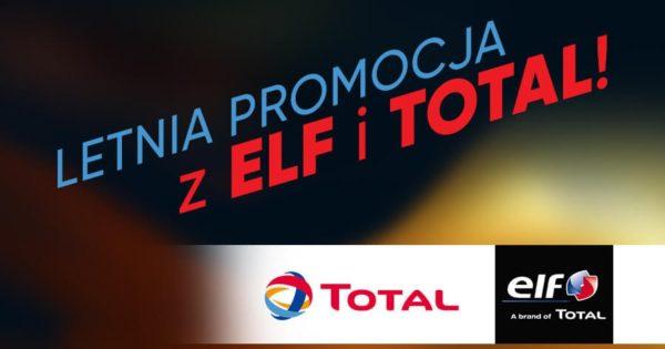 Letnia promocja z ELF i TOTAL w Auto Partner