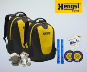 Doceniamy przyjaźnie! Wygraj podwójny zestaw gadżetów od Hengst Filter!