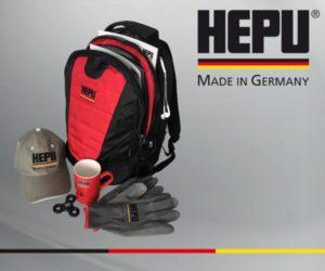 Wracają kultowe plecaki od HEPU® Germany! – wyniki konkursu