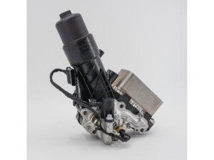 Innowacyjny moduł filtra oleju od Hengst w samochodach Mercedes z poprzecznie montowanym silnikiem wysokoprężnym