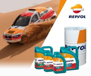 Oleje Repsol do samochodów osobowych