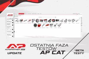 Katalog APCAT w końcowej fazie testów