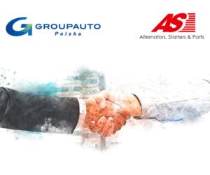 AS-PL nawiązuje współpracę z Groupauto Polska