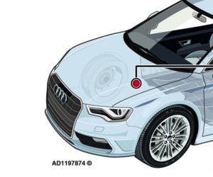 Audi A3: Odgłosy tykania/grzechotu podczas jazdy