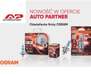 OSRAM dołącza do oferty Auto Partner SA
