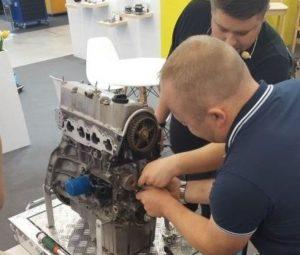 Szkolenia techniczne NTN-SNR