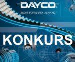 Sprawdź swoją wiedzę o paskach - konkurs Dayco