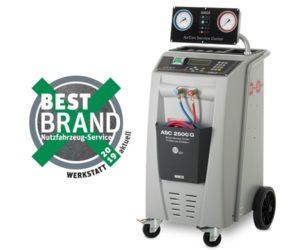 Stacje WAECO ASC z nagrodą Best Brand