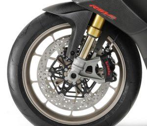 Hamulce Brembo dla 5 najmocniejszych motocykli na świecie