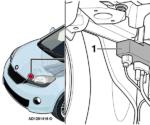 Škoda Citigo: usterka silniczka wentylatora chłodnicy