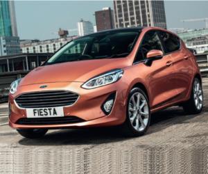 Części Boscha w nowym Fordzie Fiesta