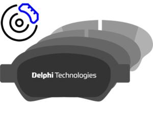 Firma Delphi Technologies jako pierwsza wprowadziła klocki hamulcowe do nowej Toyoty Supra