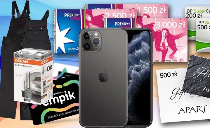 IPhone 11 Pro w promocji Auto Partner