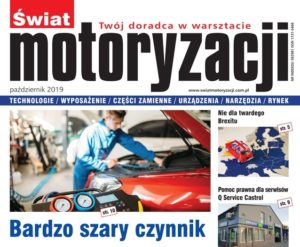 Świat Motoryzacji 10/2019