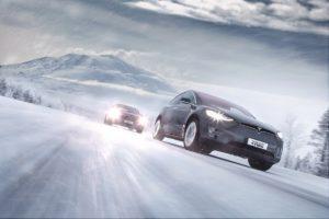 Ekspert Nokian o oponach w samochodach elektrycznych