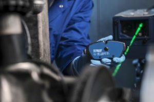 Klocki TRW Electric Blue nagrodzone za innowacyjność